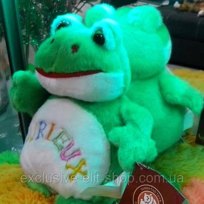 Игрушка мягкая: Поющий и танцующий лягушонок