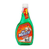 "Моющее средство для стекла ""Мистер Мускул"" 500 мл без расп."