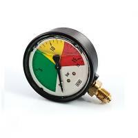Глицериновый манометр регулятора давления на опрыскиватель