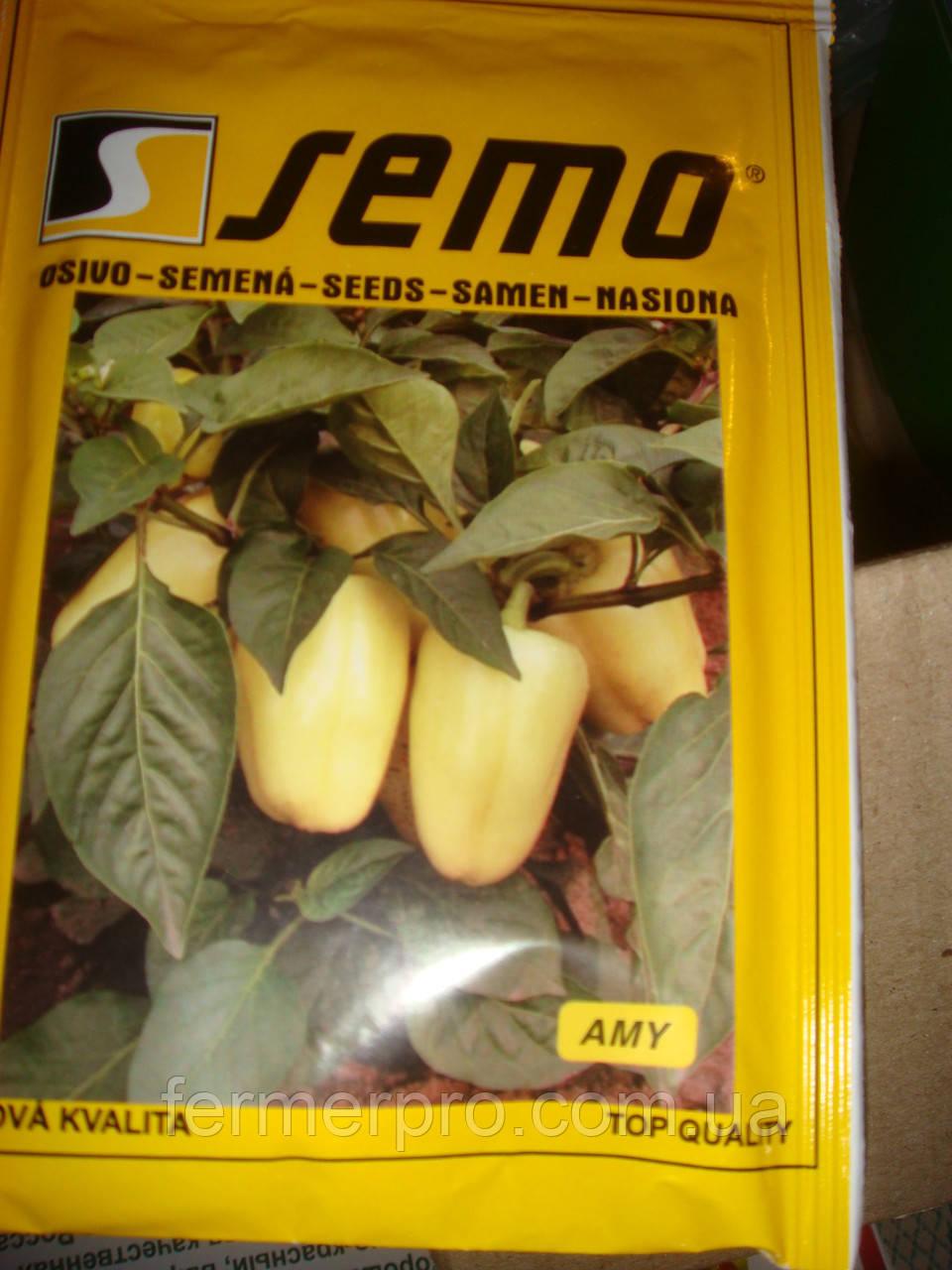Семена перца Ами (Amy) 50 грамм Semo