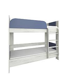 """Ліжко двоярусне Дитяча система """"Доміно"""""""