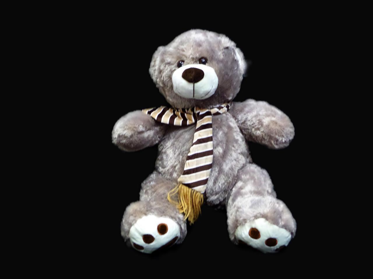 Подарок мягкая игрушка Мишка 38 см плюшевый Медведь отличный сюрприз на любой праздник