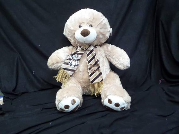 Подарок мягкая игрушка Мишка 38 см плюшевый Медведь отличный сюрприз на любой праздник, фото 2