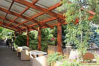 Деревянные навесы для кафе и ресторанов DAXWOOD, фото 1