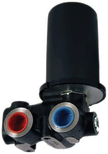 Регулюючий клапан FDM Salhydro