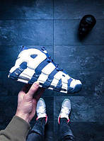 """Кросовки Nike Air More Uptempo """"olympic"""""""