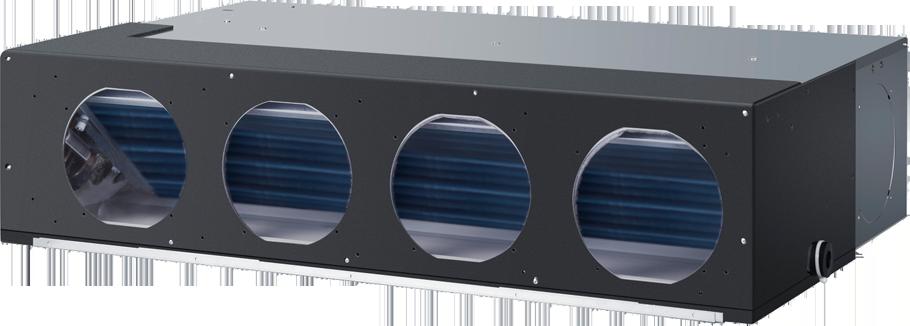 Внутренние канальные средненапорные блоки Haier серии AD 50-100 Pa DC-inverter, фото 2