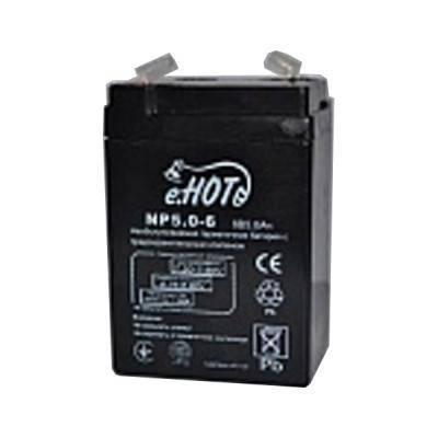Батарея к ИБП Enot 6В 5 Ач (NP5.0-6), фото 2