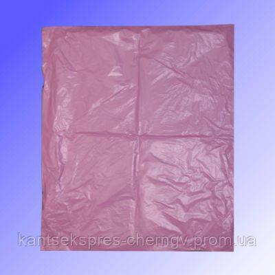 Пакет 60x70/25 мкн 250 шт/паков п/е =1