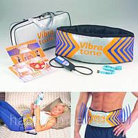 Пояс для похудения Vibra tone Код:32780593