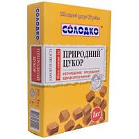 """Природный неочищеный прессованный сахар """"Солодко"""""""