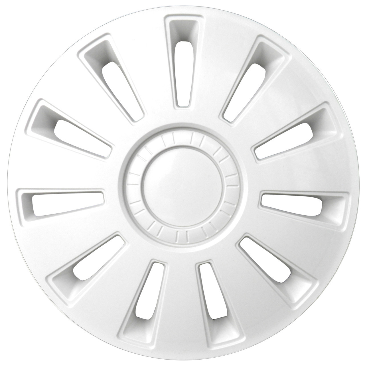 Колпак Колесный Рэкс (белый) R15