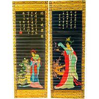 Панно бамбук (24*65 см) Код:22095