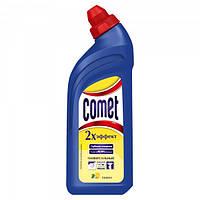 Гель средство для чистки Сomet 500 мл Лимон
