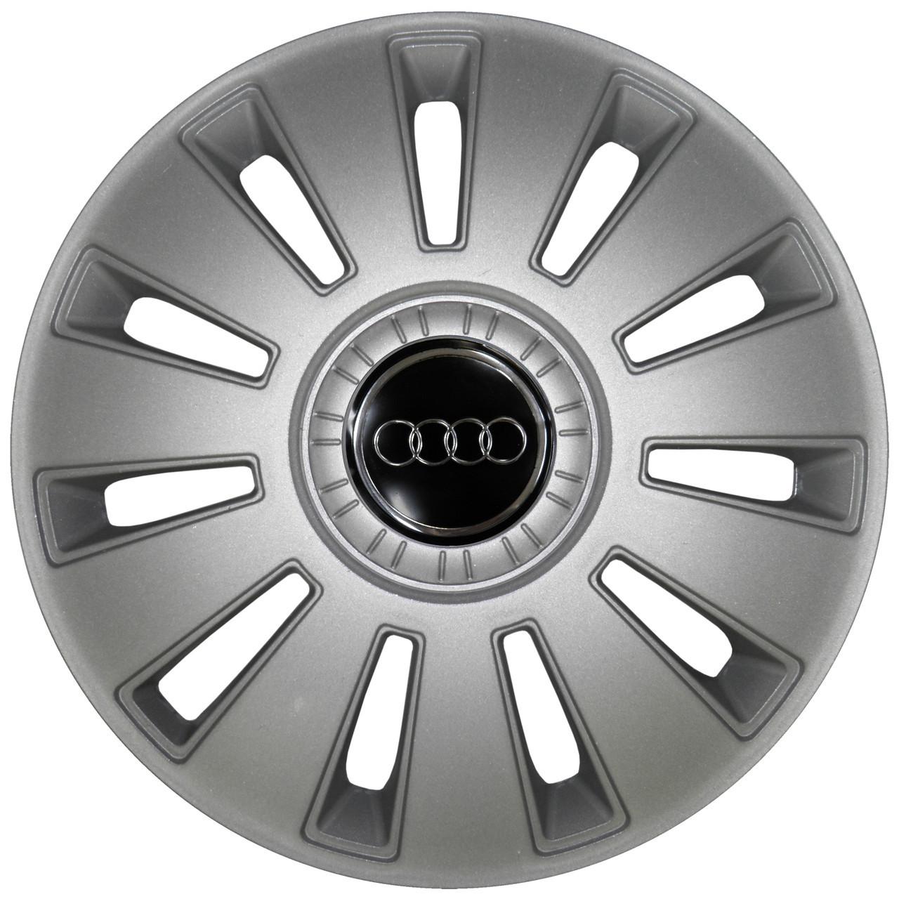 Колпак Колесный AUDI (серый) R15
