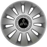 Колпак Колесный Mitsubishi (серый) R16