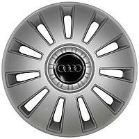 Колпак Колесный AUDI (серый) R16