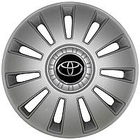 Колпак Колесный Toyota  (серый) R16