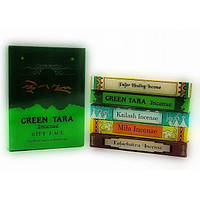 Green tara (набор тибетских благовоний) Код:20410