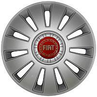 Колпак Колесный Fiat (серый) R16