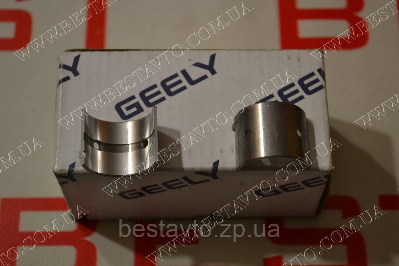 Вкладыши балансира std geely ec8/gx-7