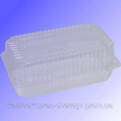 Контейнер с крышкой 35 G-1  (2230 мл) - 230*130*95мм
