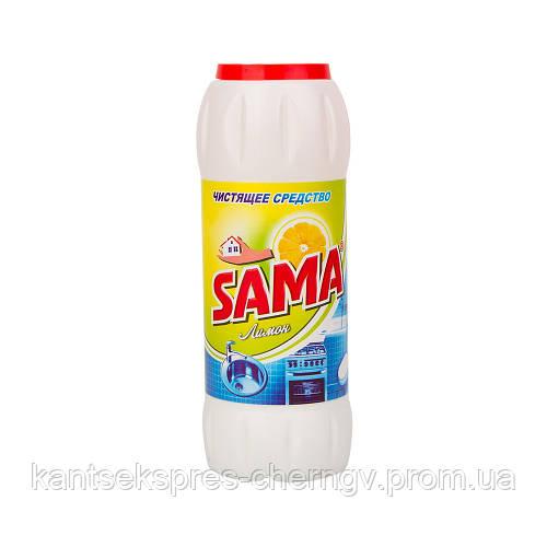 Средство для чистки универсальный САМА 500 гр Лимон