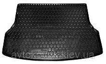 Пластиковый коврик в багажник Geely Emgrand X7 2013- (AVTO-GUMM)