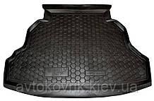 Пластиковый коврик в багажник Geely GC7 2015- седан (AVTO-GUMM)