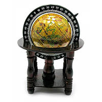 Глобус на подставке (18х14х14 см)(8,5) Код:18744