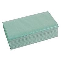 Полотенце V-V скл. 26*25,3 160 шт зеленые