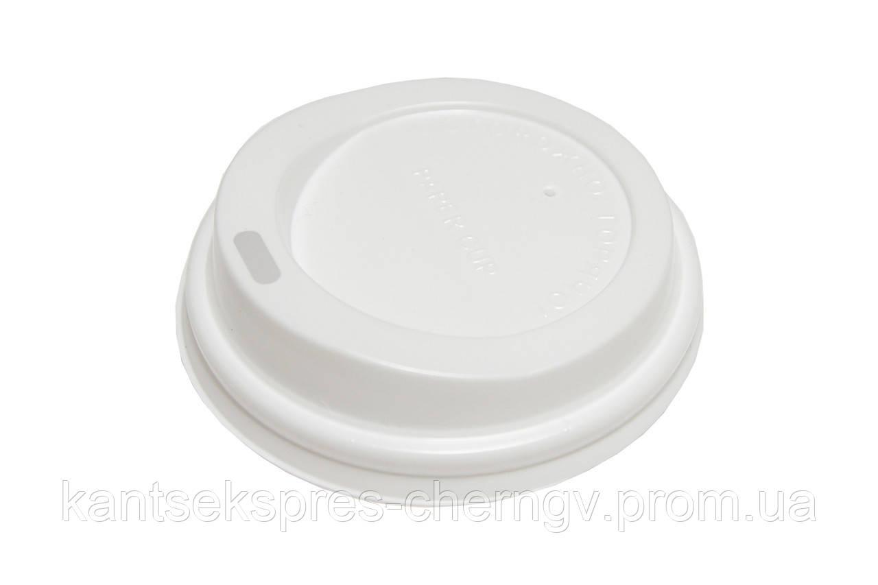 Крышка с поилкой для картонного стакана 0.34 л ИКС (12568)