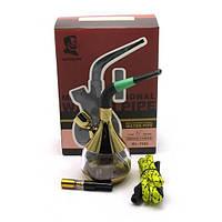 Кальян мини (Водяной фильтр для сигарет)(12,5х7х5 см) Код:27866