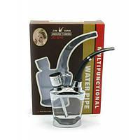 Кальян мини (Водяной фильтр для сигарет)(13х10х3 см) Код:27867