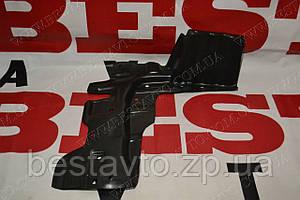 Захист двигуна пластикова права geely mk2