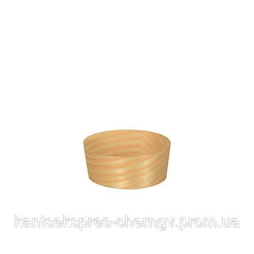Стаканчик деревянный д.5 см* 2 см 50 шт, PapStar