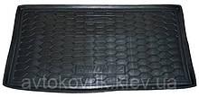 Пластиковий килимок в багажник Ravon R2 2016- (AVTO-GUMM)