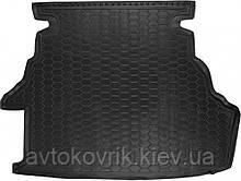 Пластиковый коврик в багажник Toyota Camry XV40 2006-2011 Европа/Япония 2,4L (AVTO-GUMM)