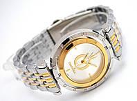 Часы женские Pandora - Spinner - gold and silver, стальной корпус, фото 1