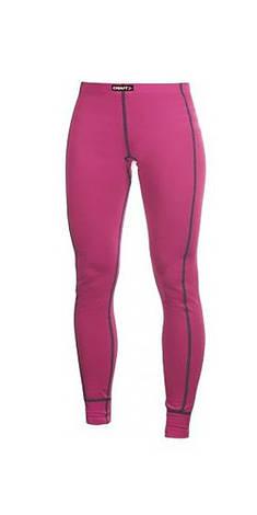 Термоштаны женские Craft Active Underpant pink АКЦИЯ -28%