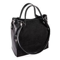 Замшевая сумка М130-33/замш шоппер на плечо, фото 1
