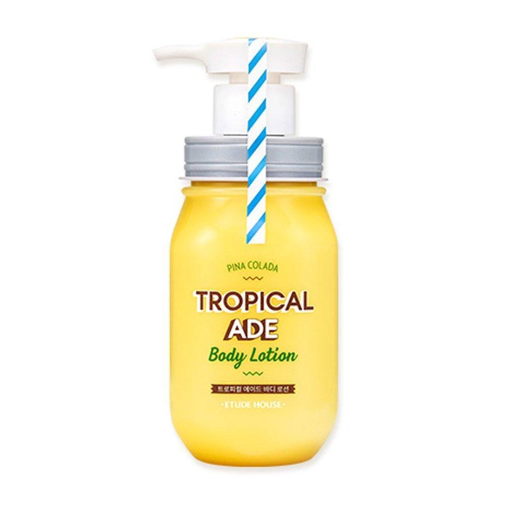 Лосьон для тела Etude House Tropical Ade Body Lotion Pina Colada 300 ml