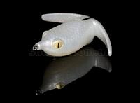 Воблер DEPS BASIRISKY Hard Belly 60 №91 Pearl White