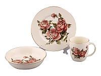 Набор для завтрака Lefard Корейская роза 320 мл, 85-1151