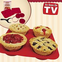 Силиконовая формочка для выпечки My Lil Pie Maker Код:32583911