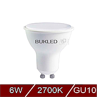 Светодиодная лампа Feron LB-716 6W GU10 2700K