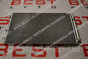 Радиатор кондиционера geely ec8