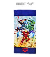 Большое хлопковое полотенце Arena DM Towel The Avengers Marve