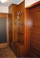 Прихожая деревянная 2