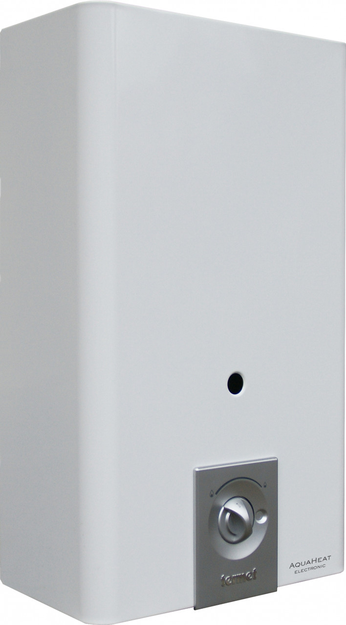 Газовая дымоходная колонка Aqua Heat electronic G-19-00 TERMET